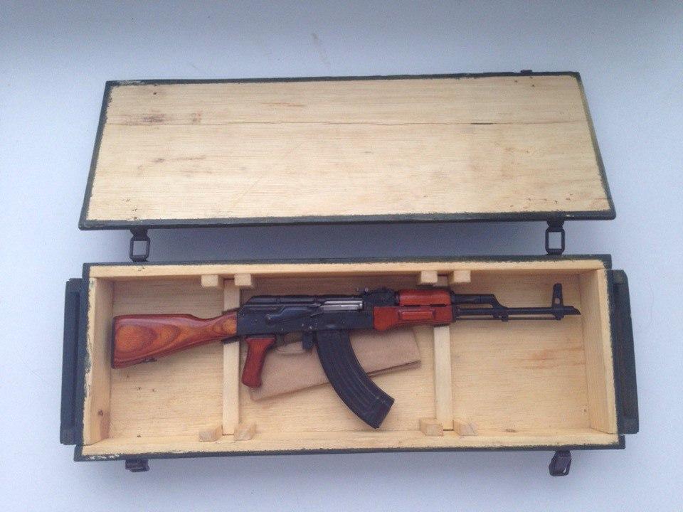 Автомат АК-47 1:3 изображение 0