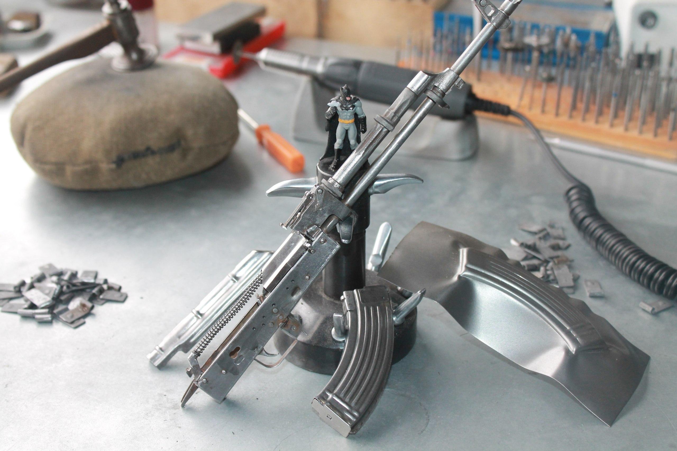 Автомат АК-47 1:3 изображение 3