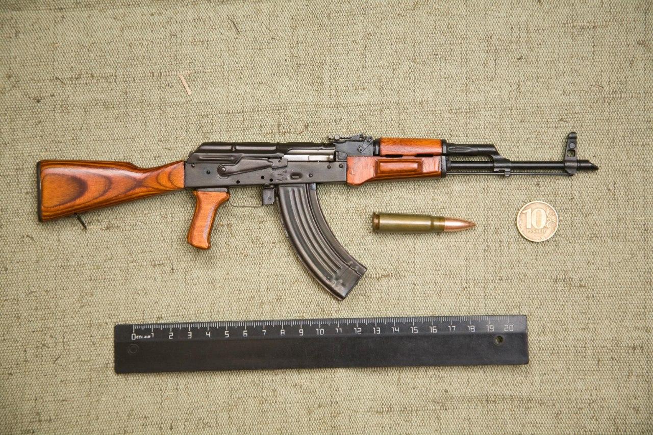 Автомат АК-47 1:3 изображение 6