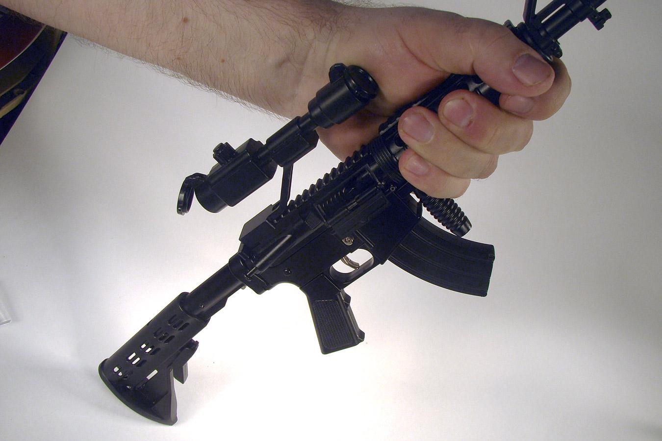 Colt M4 в масштабе 1:2 изображение 6
