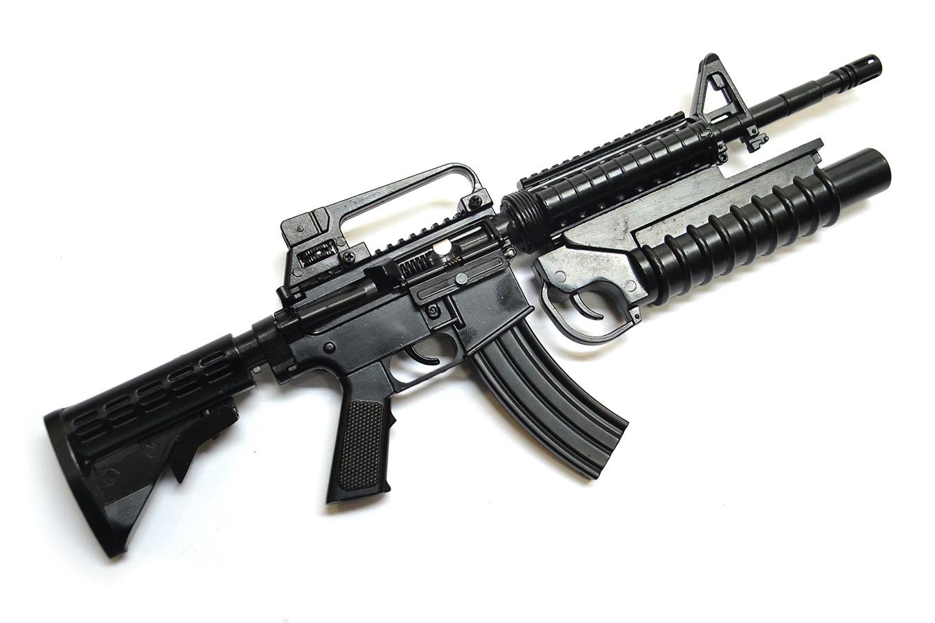 Colt M4A1 изображение 1
