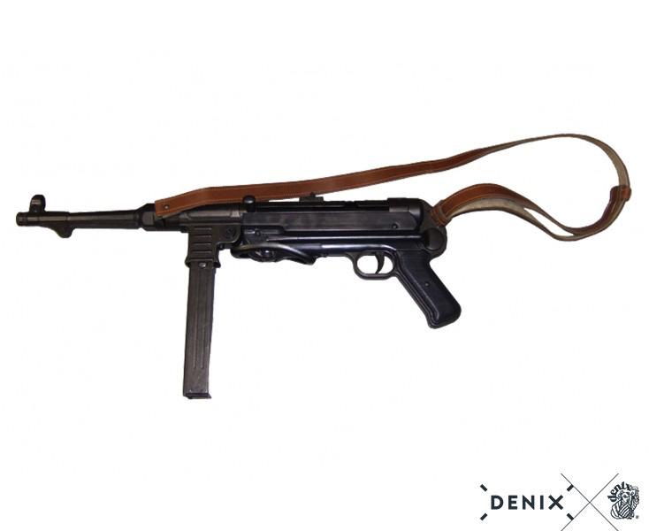 Макет автомата MP40 от Denix в масштабе 1:1