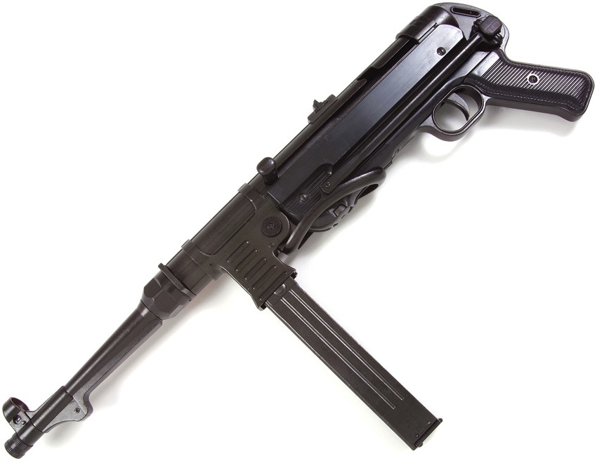 MP40 масштаб 1:1 изображение 0