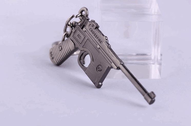 Брелок для ключей Маузер C96