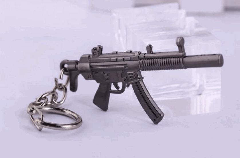 Брелок для ключей Heckler und Koch MP-5MD