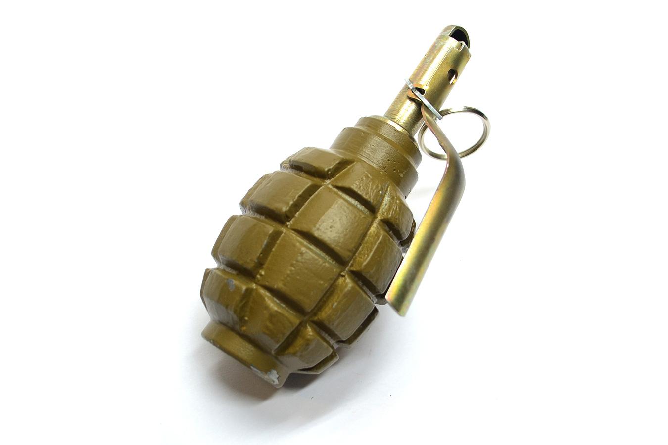 Макет ручной гранаты Ф1 учебно-тренировочный