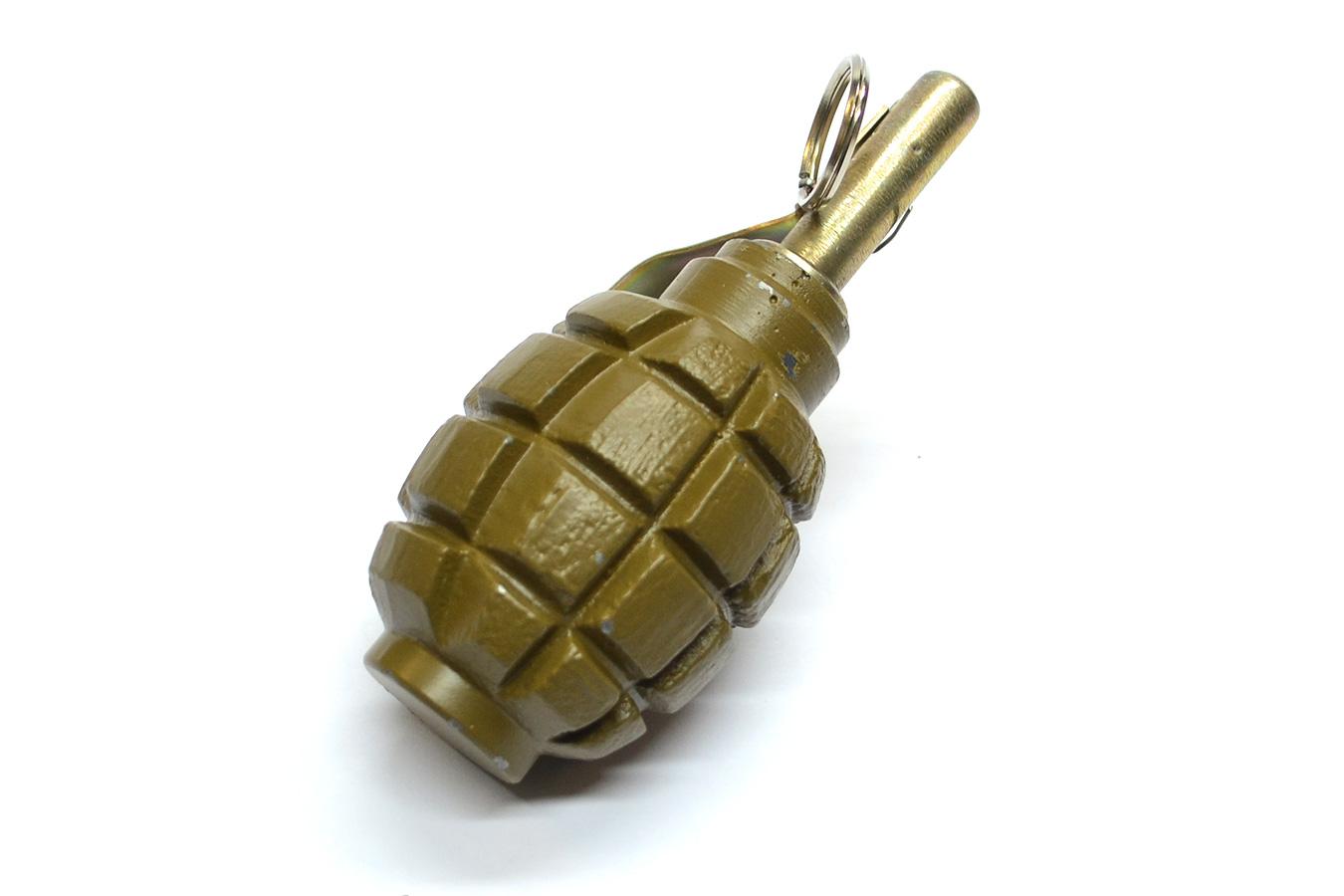 Макет гранаты Ф1 изображение 0
