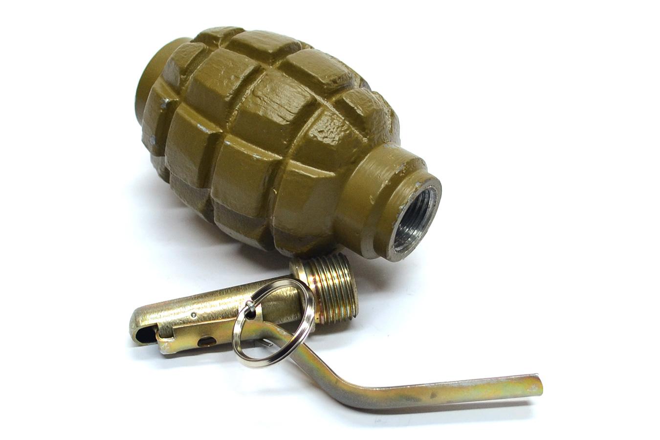 Макет гранаты Ф1 изображение 1