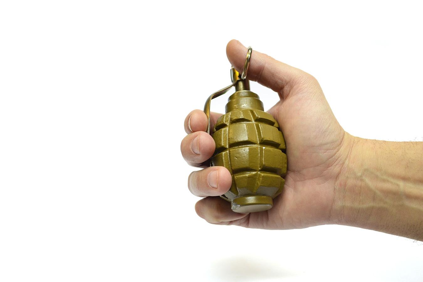 Макет гранаты Ф1 изображение 2