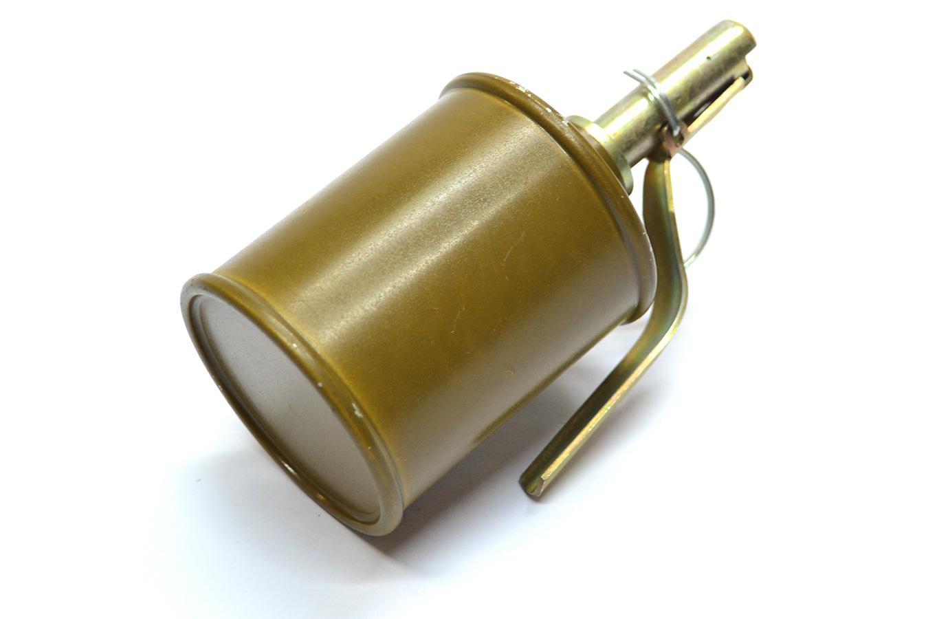 Макет ручной гранаты РГ-42 учебно-тренировочный