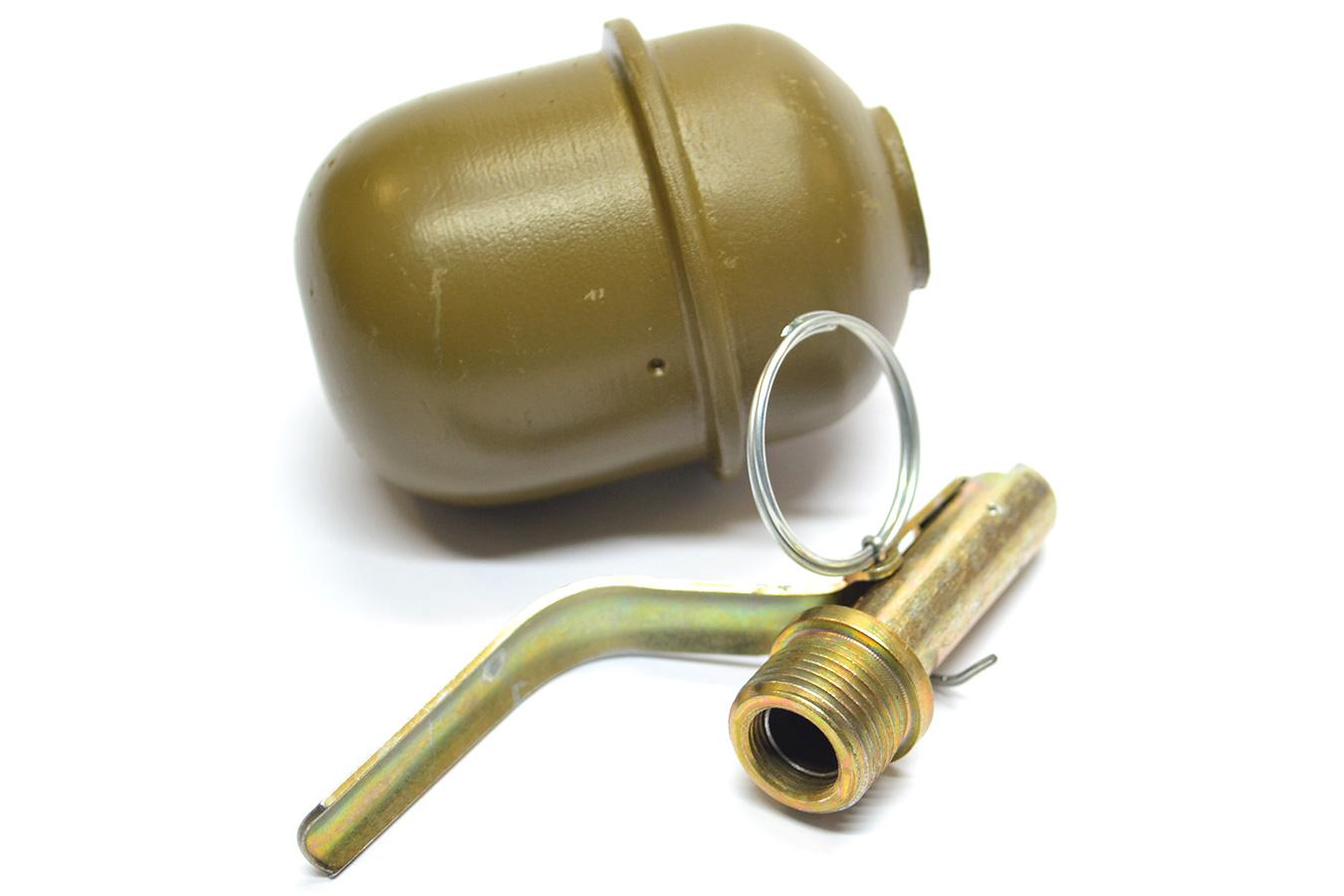 Макет гранаты РГД-5 изображение 1