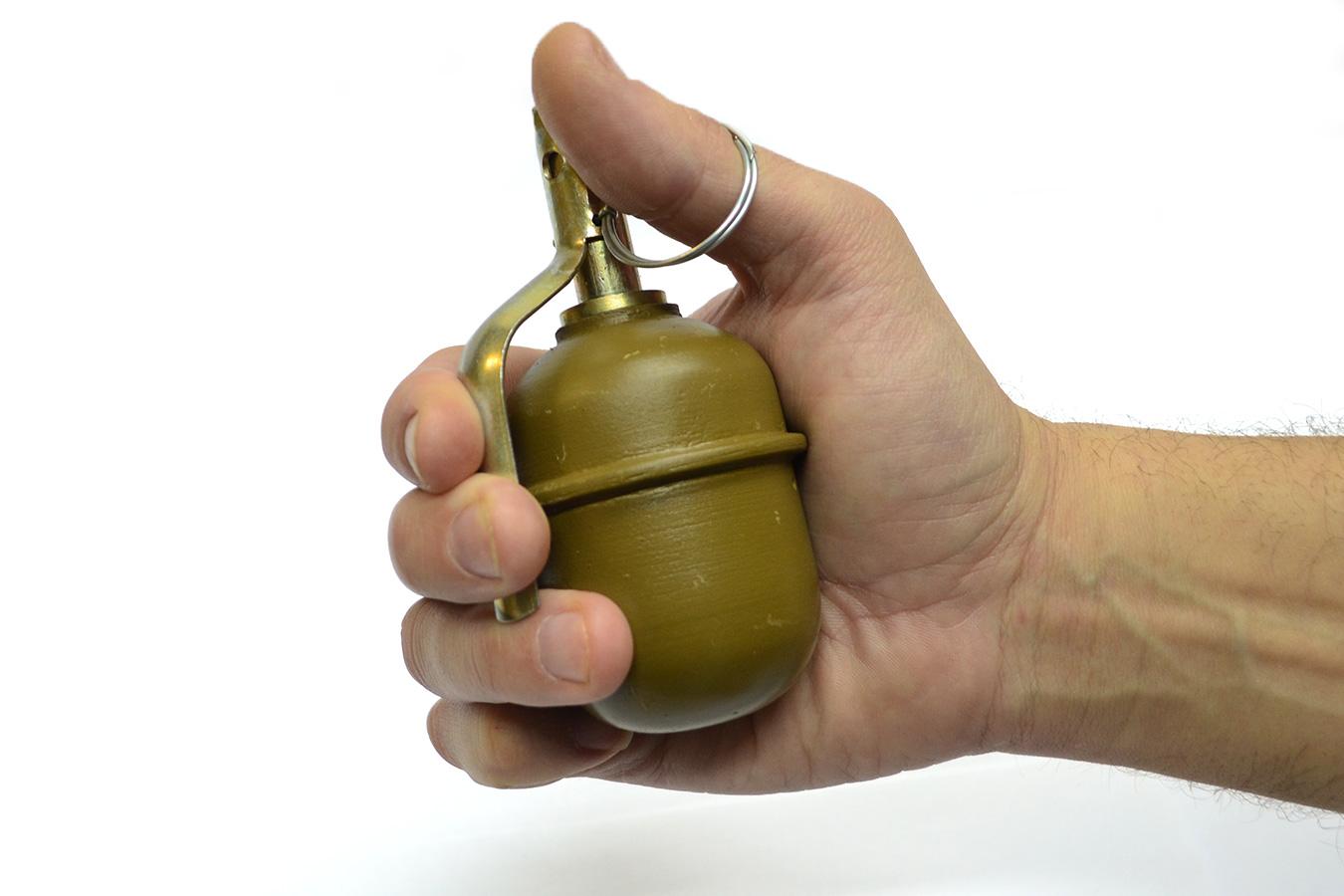 Макет гранаты РГД-5 изображение 2