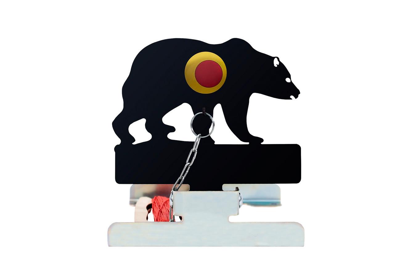 Пневматическая мишень Медведь (MMPE)