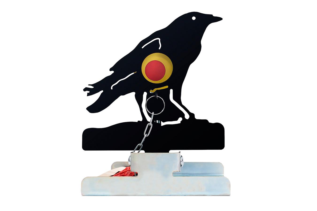 Пневматическая мишень Ворона (MMPV)