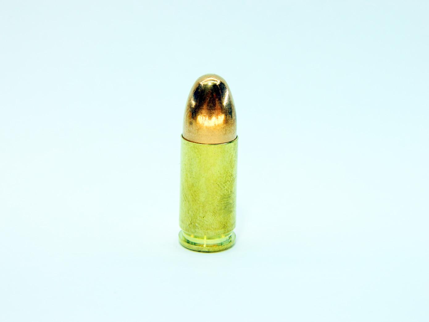 Макет патрона 9mm Luger изображение 0