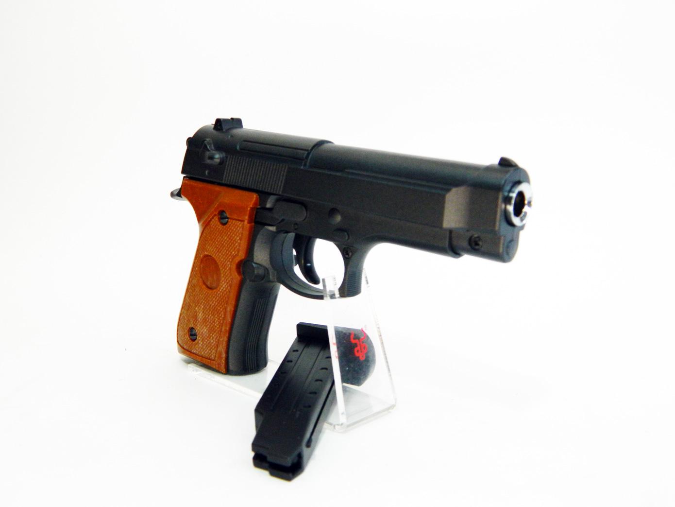 Beretta 92 mini масштаб 1:1 изображение 1