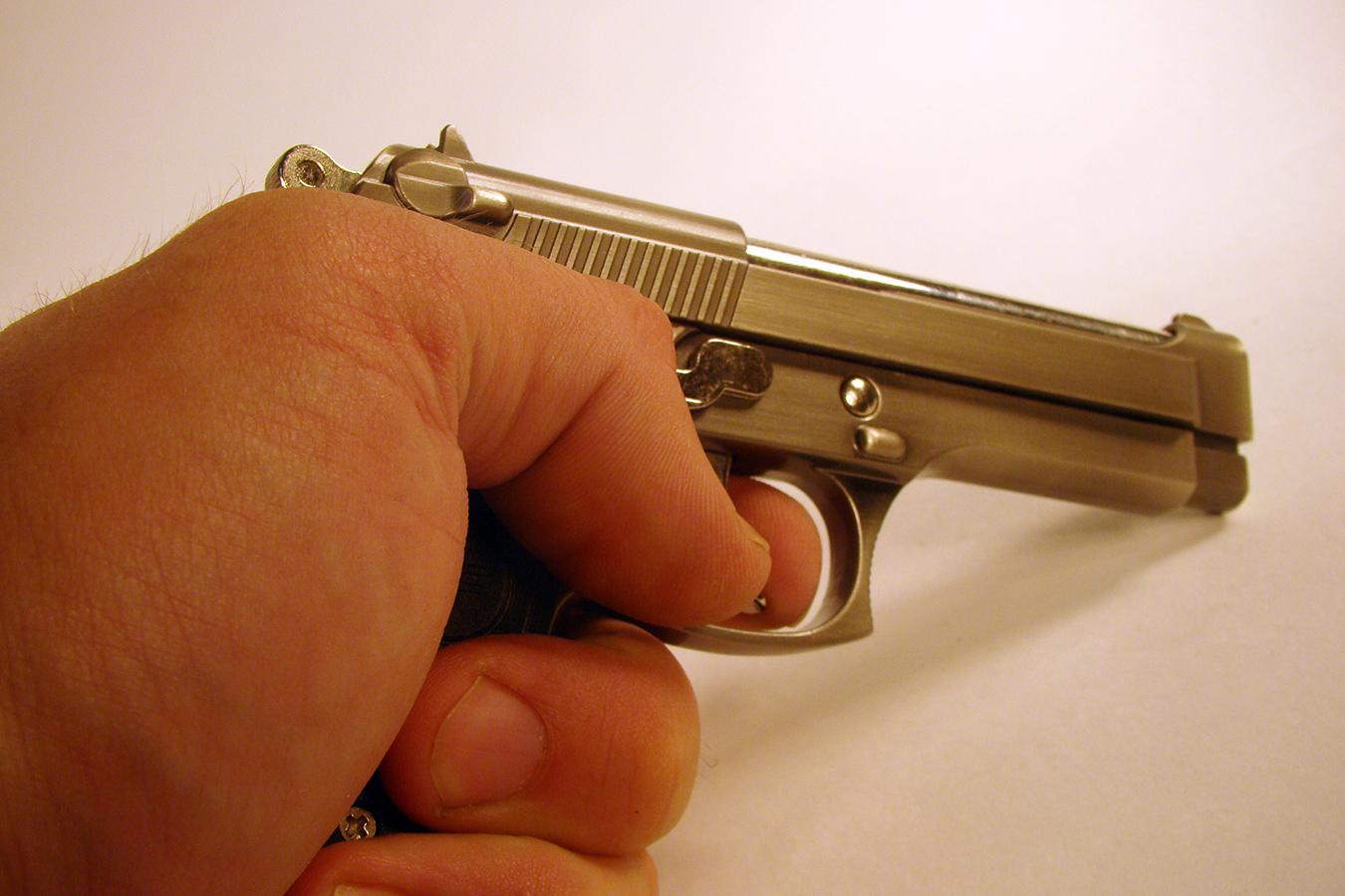 Beretta 92FS 15 см серая изображение 1