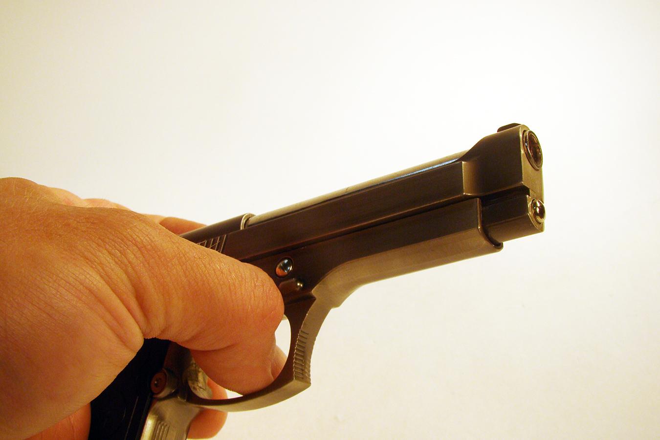 Beretta 92FS 15 см серая изображение 2