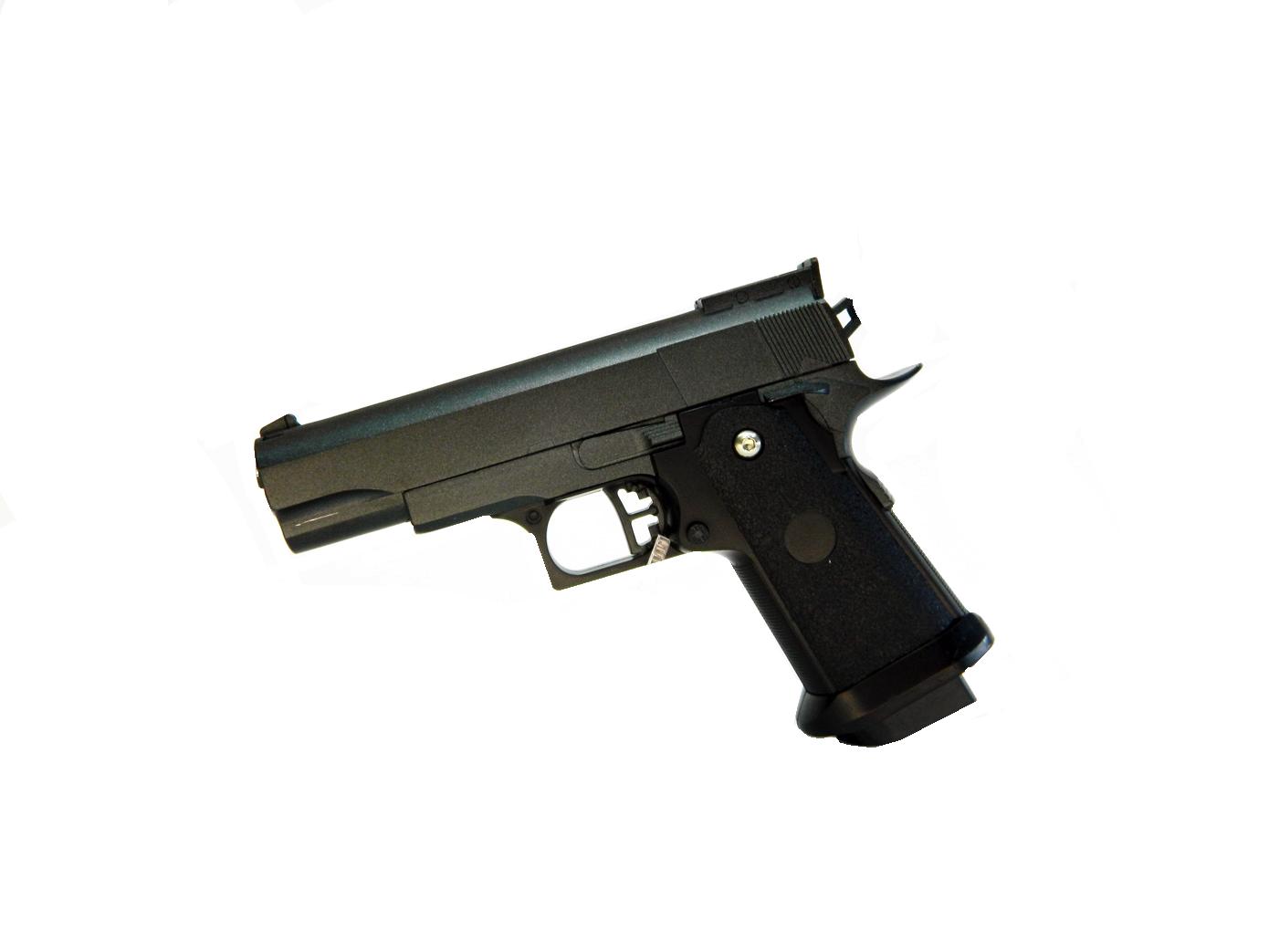 Макет пистолета Colt M1911 Goverment Mini в натуральную величину