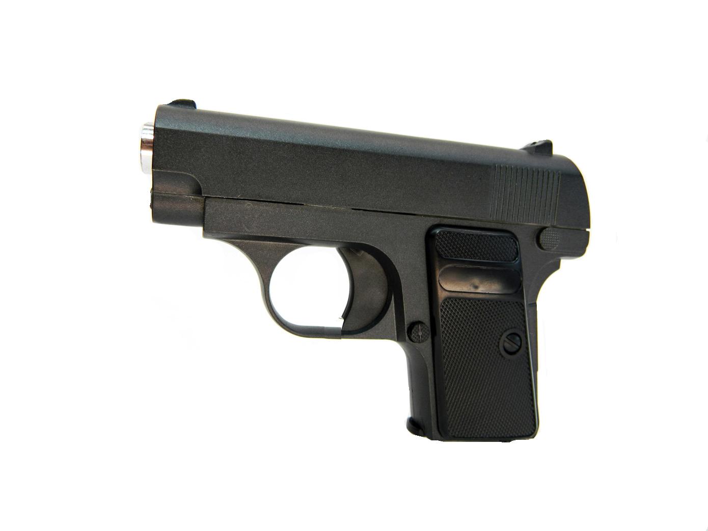 Макет пистолета Colt 25 в натуральную величину