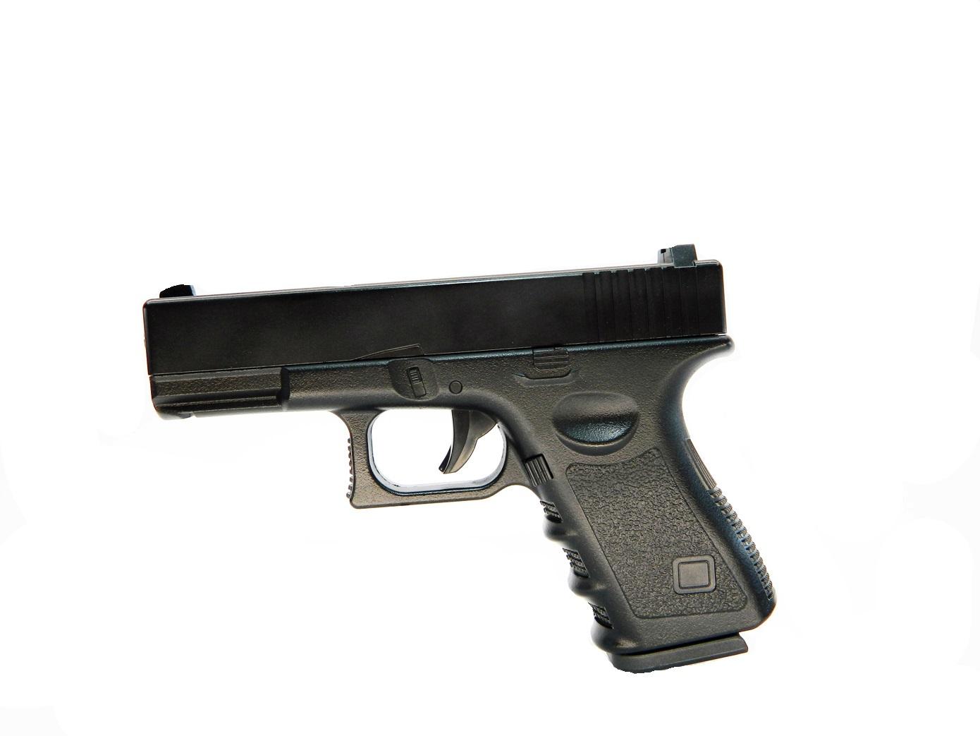Макет пистолета Glock G17 в натуральную величину