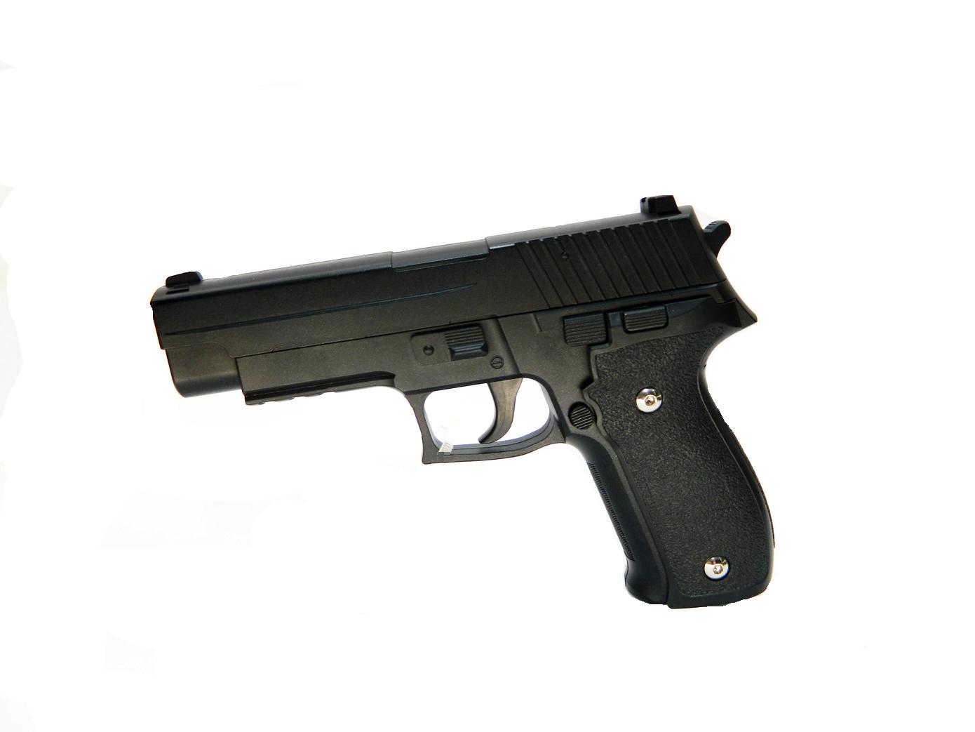 Макет пистолета Sig P226 в натуральную величину