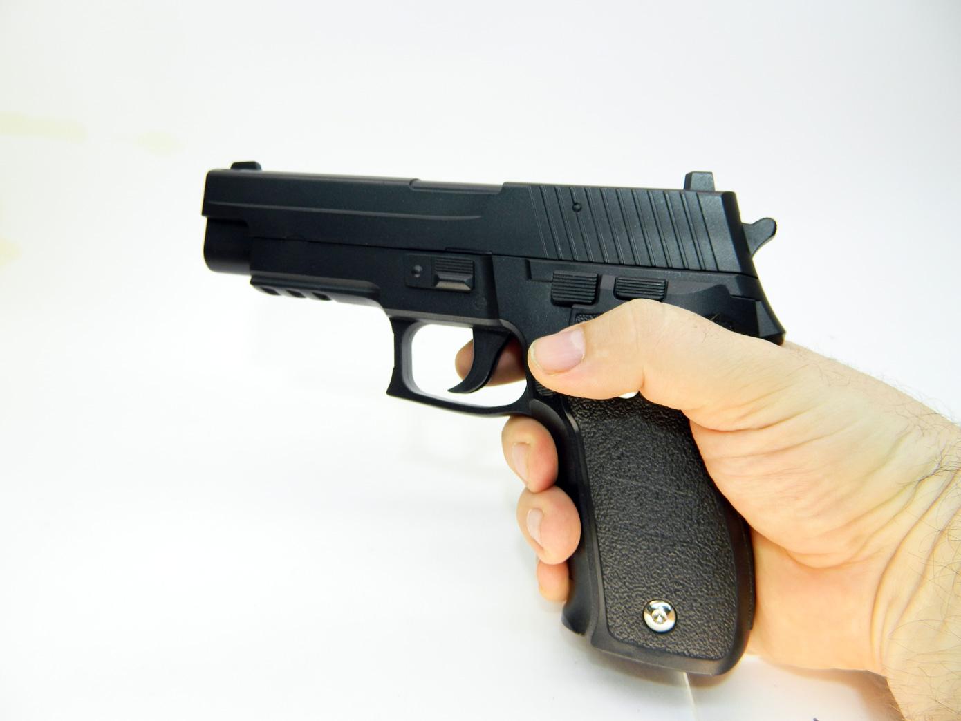 Sig P226 масштаб 1:1 изображение 4