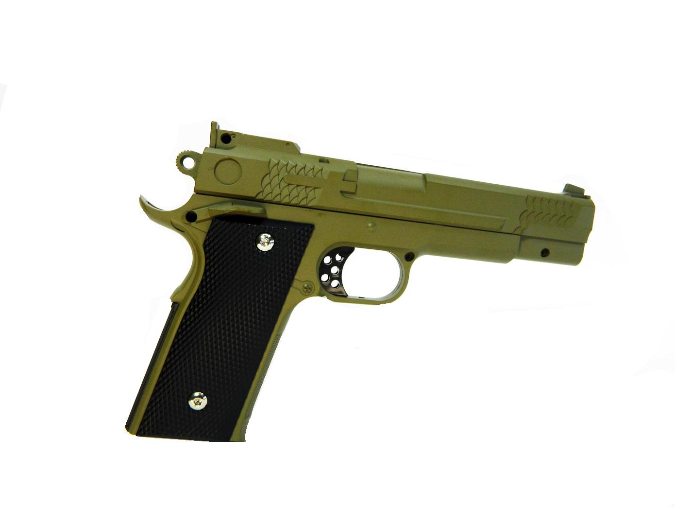 Макет пистолета Smith Wesson 945 в натуральную величину