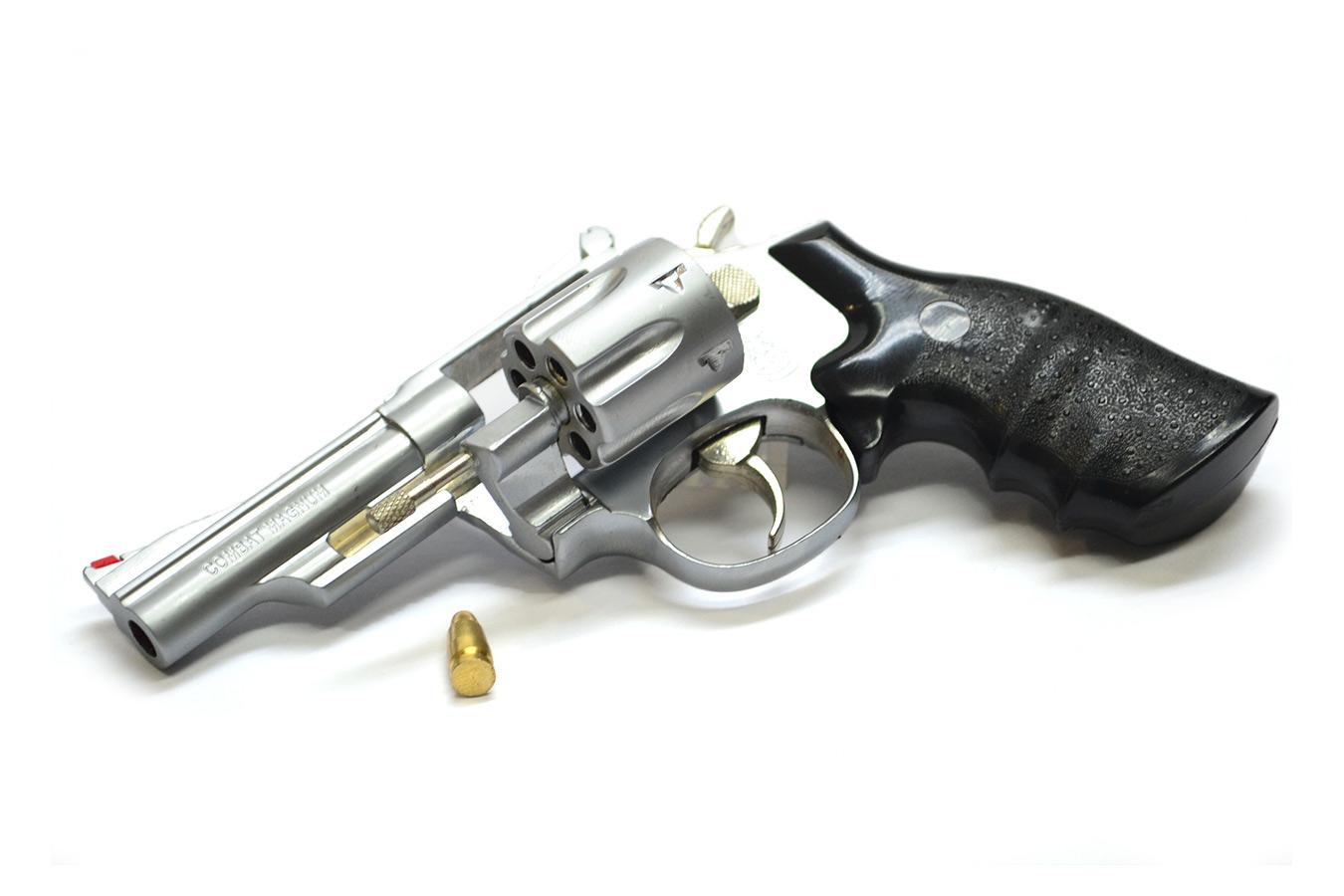Макет револьвера Smith & Wesson Model 29 в масштабе 1:2