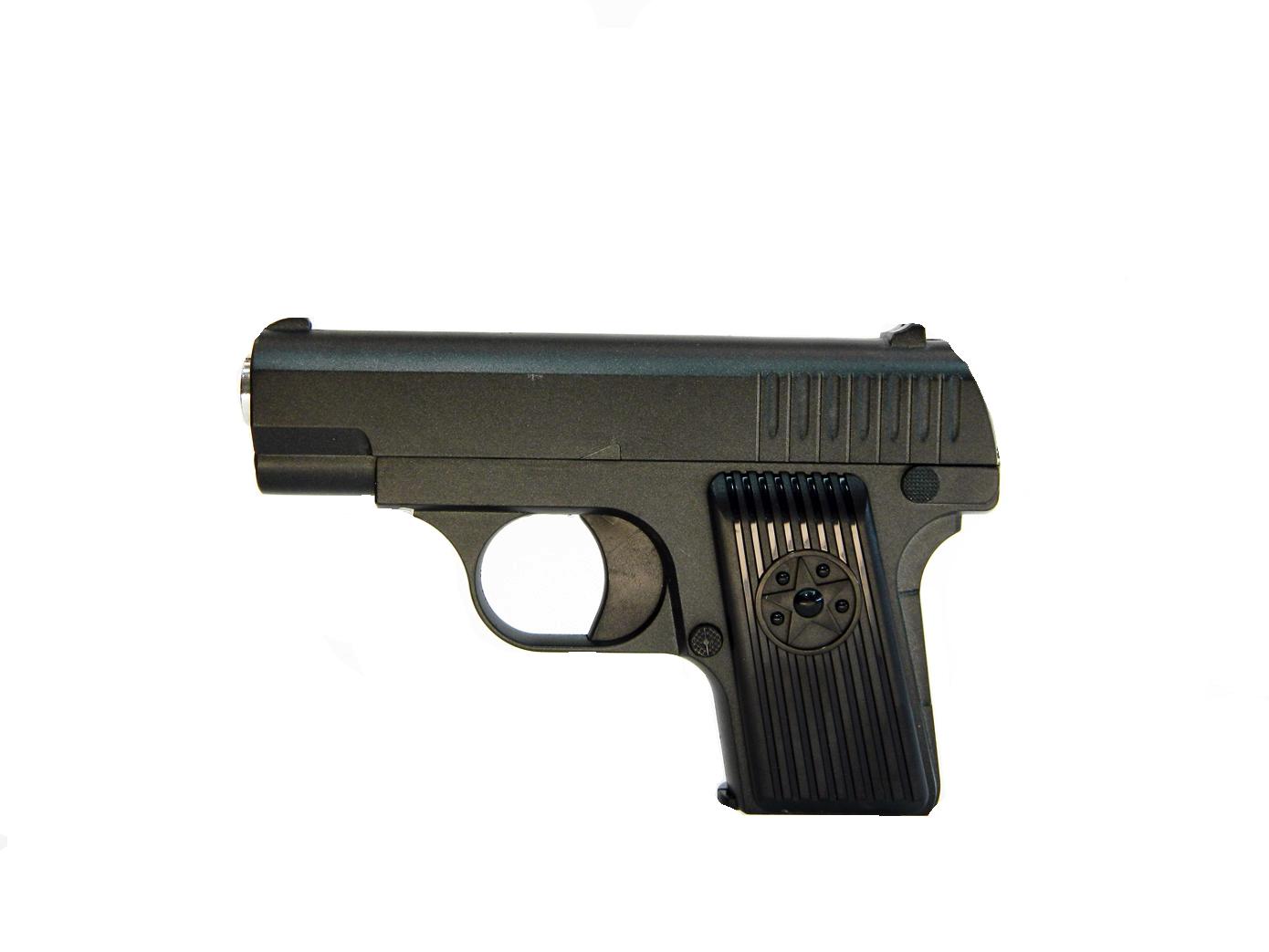 Макет пистолета Токарева ТТ мини в масштабе 1:1