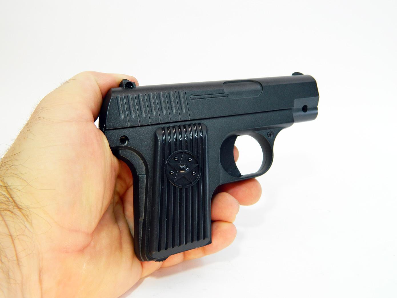 Пистолет ТТ мини изображение 5