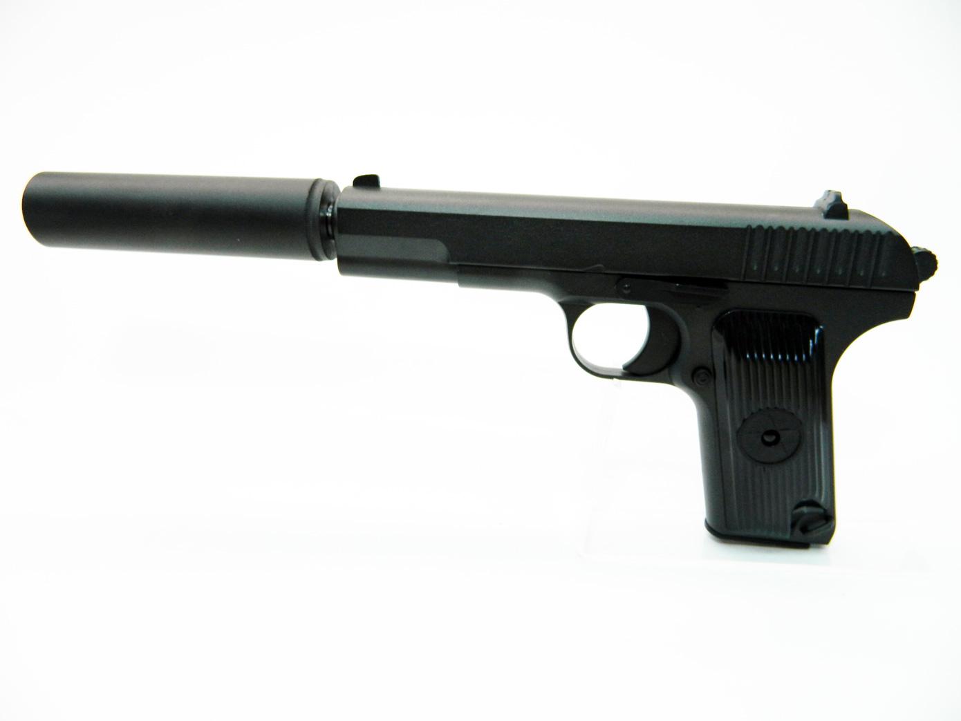 Пистолет ТТ  изображение 2
