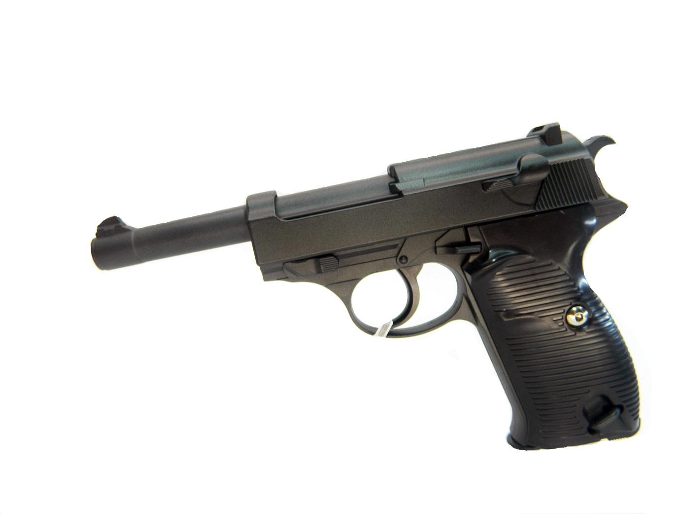 Макет пистолета Walther P38 в натуральную величину