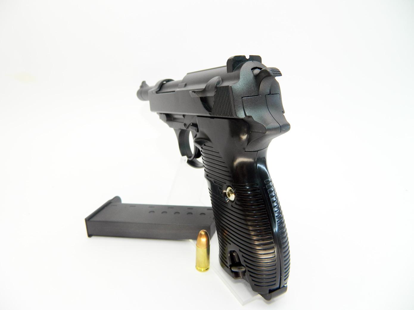 Walther P38 масштаб 1:1 изображение 0