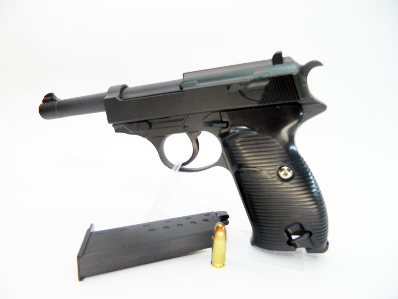 Walther P38 масштаб 1:1 изображение 2