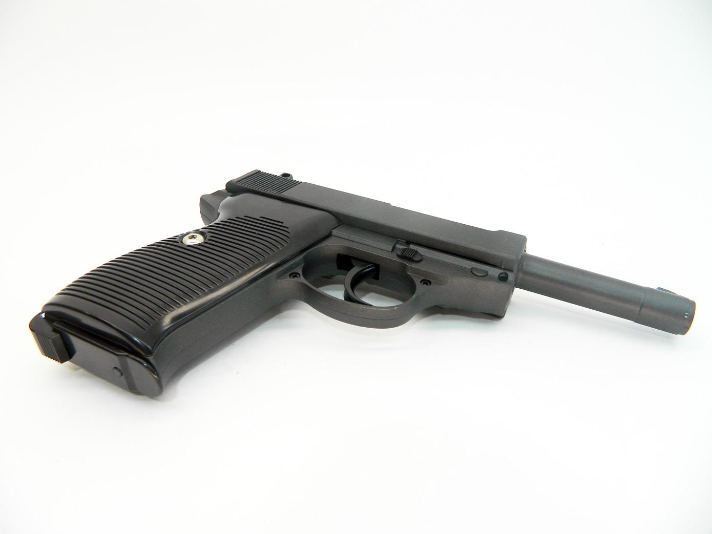 Walther P38 масштаб 1:1 изображение 3