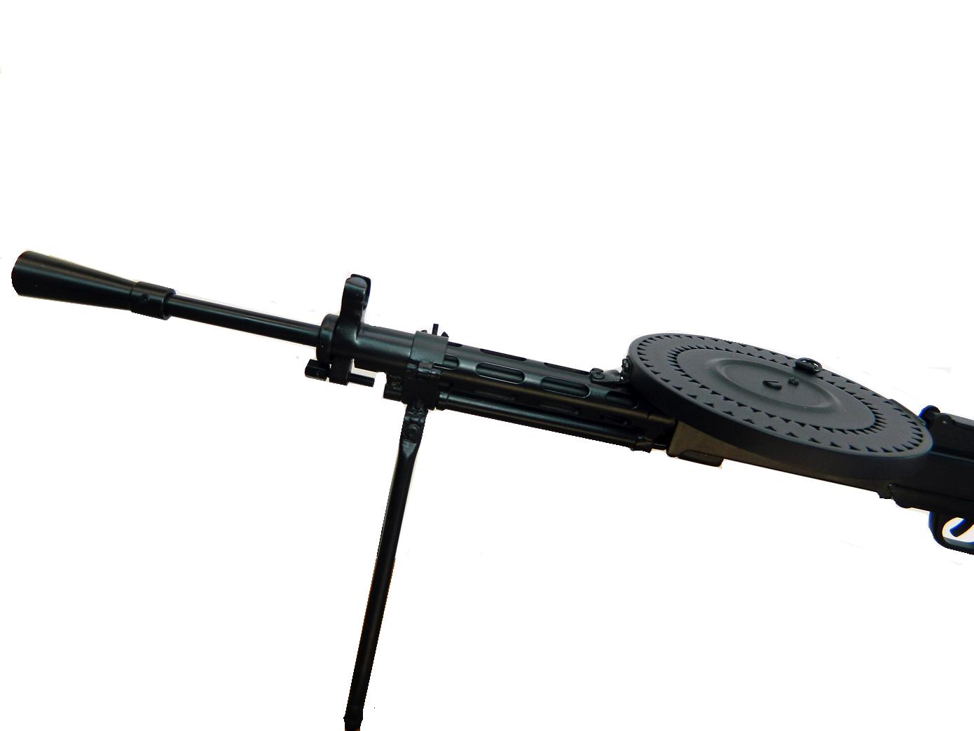 Пулемет ДП-27 изображение 0