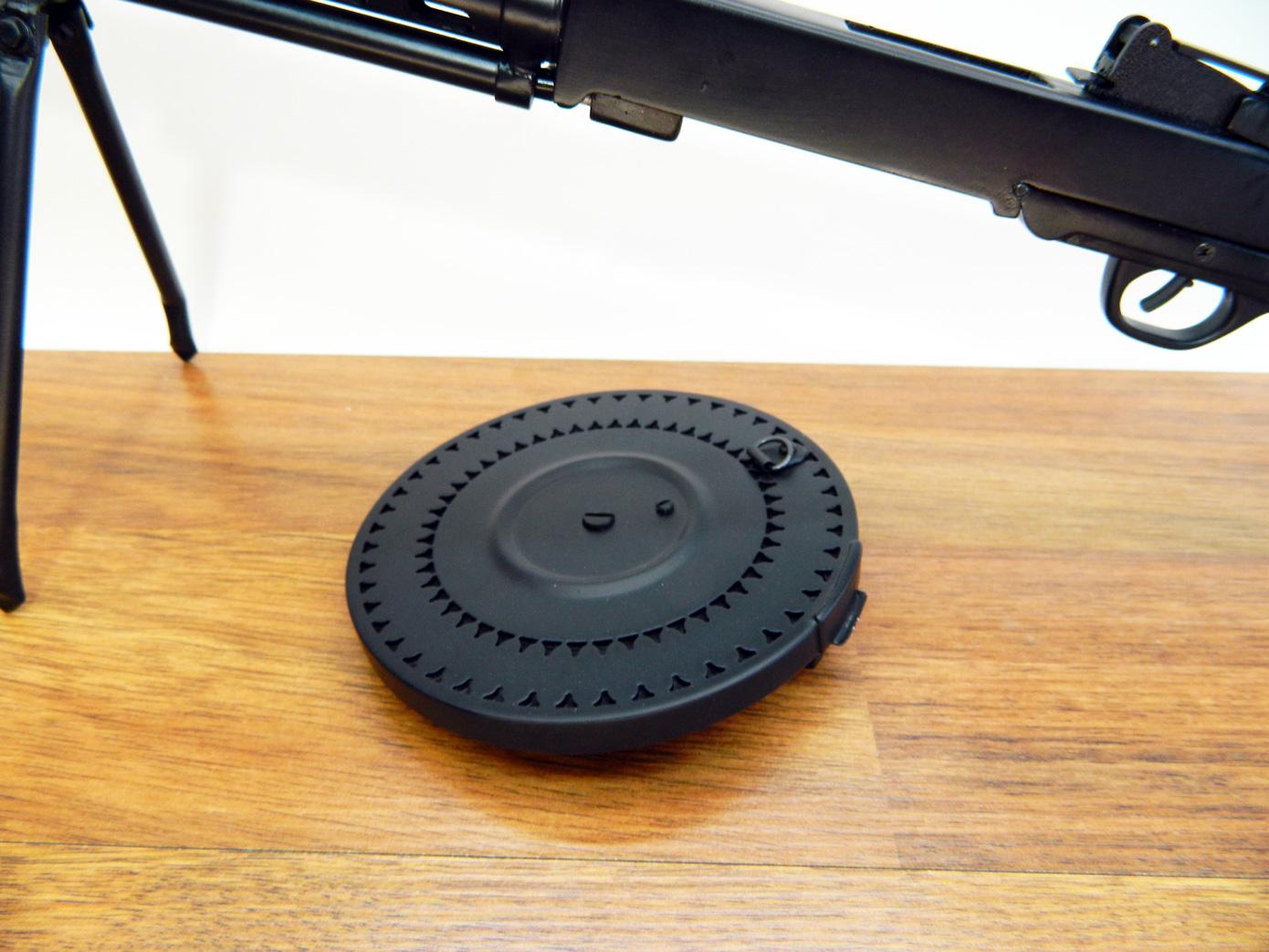 Пулемет ДП-27 изображение 2