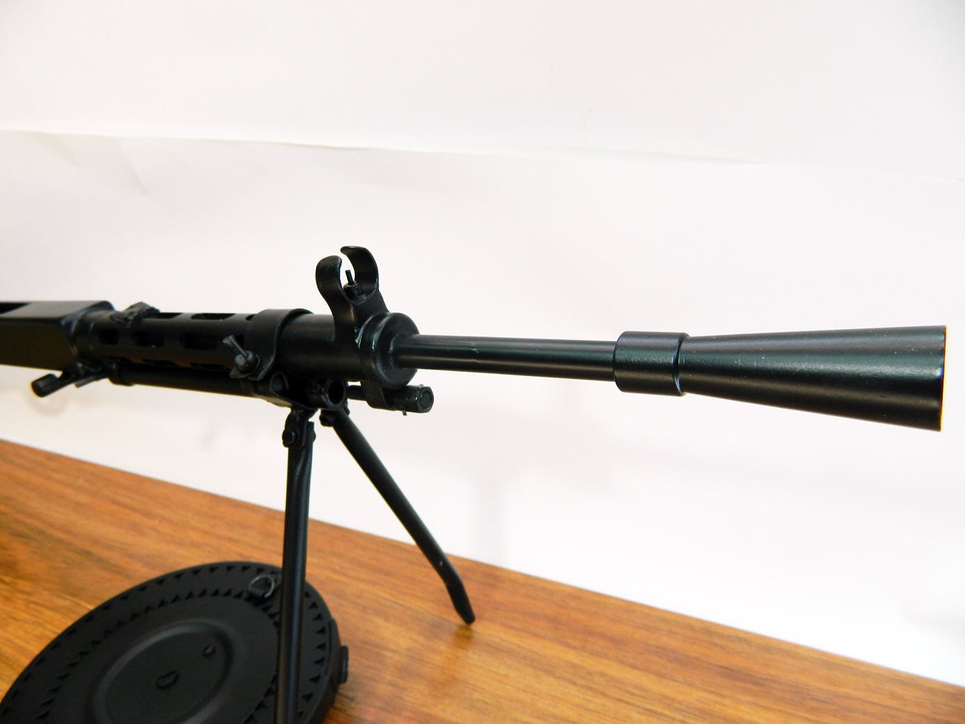 Пулемет ДП-27 изображение 3