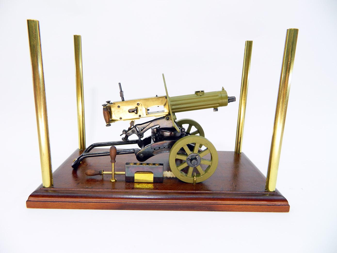 Пулемет Максим стреляющий изображение 0