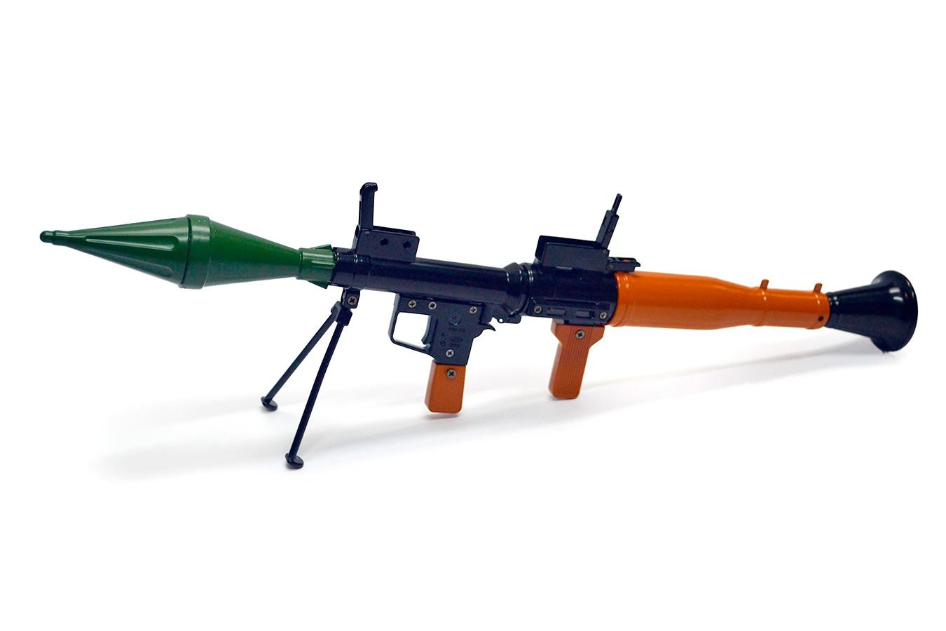 Макет гранатомета РПГ-7 в масштабе 1:3