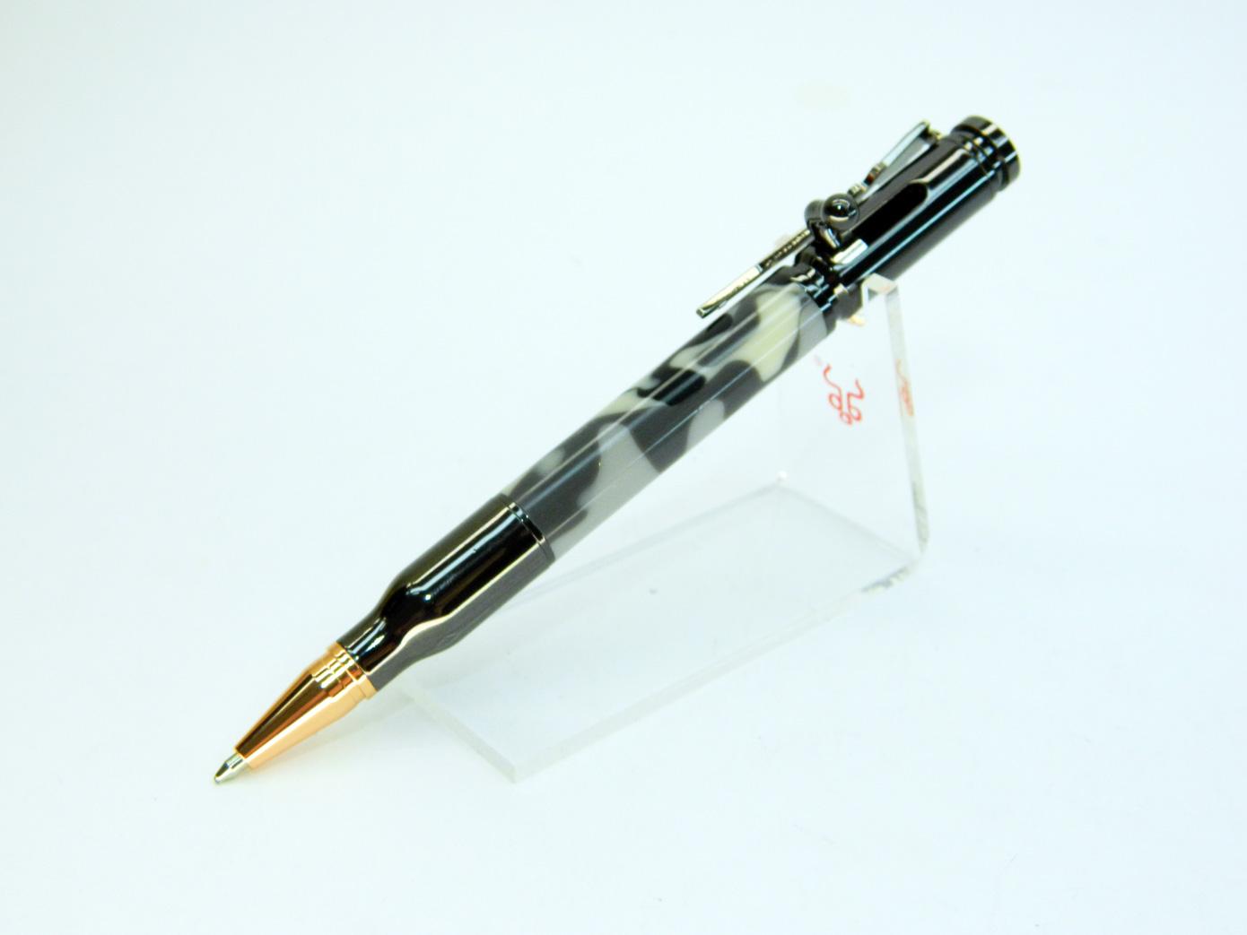Ручка Bolt Action Acrilic BLCR изображение 1