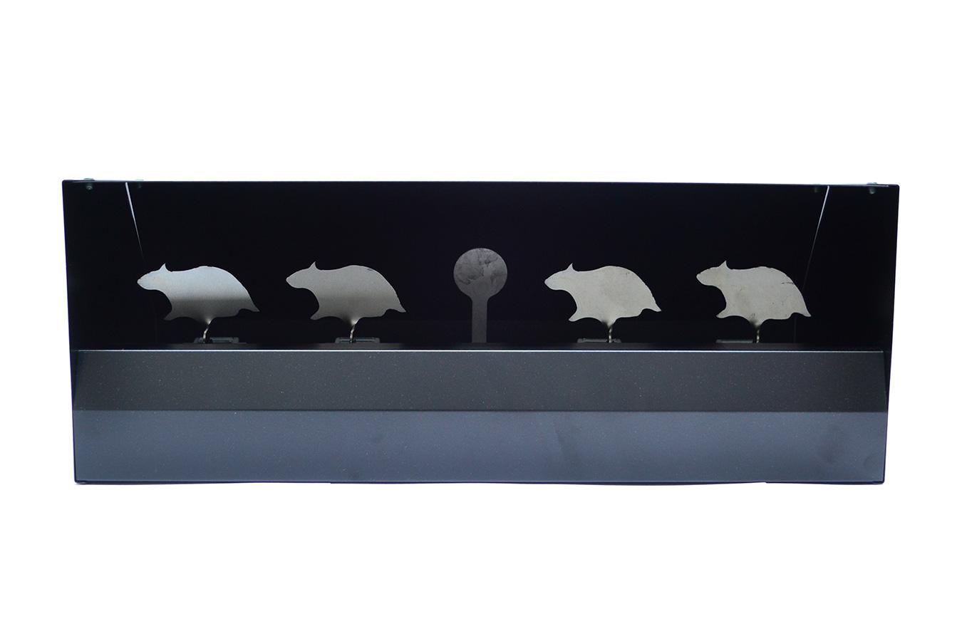 Пневматический стрелковый тир Охота на крыс