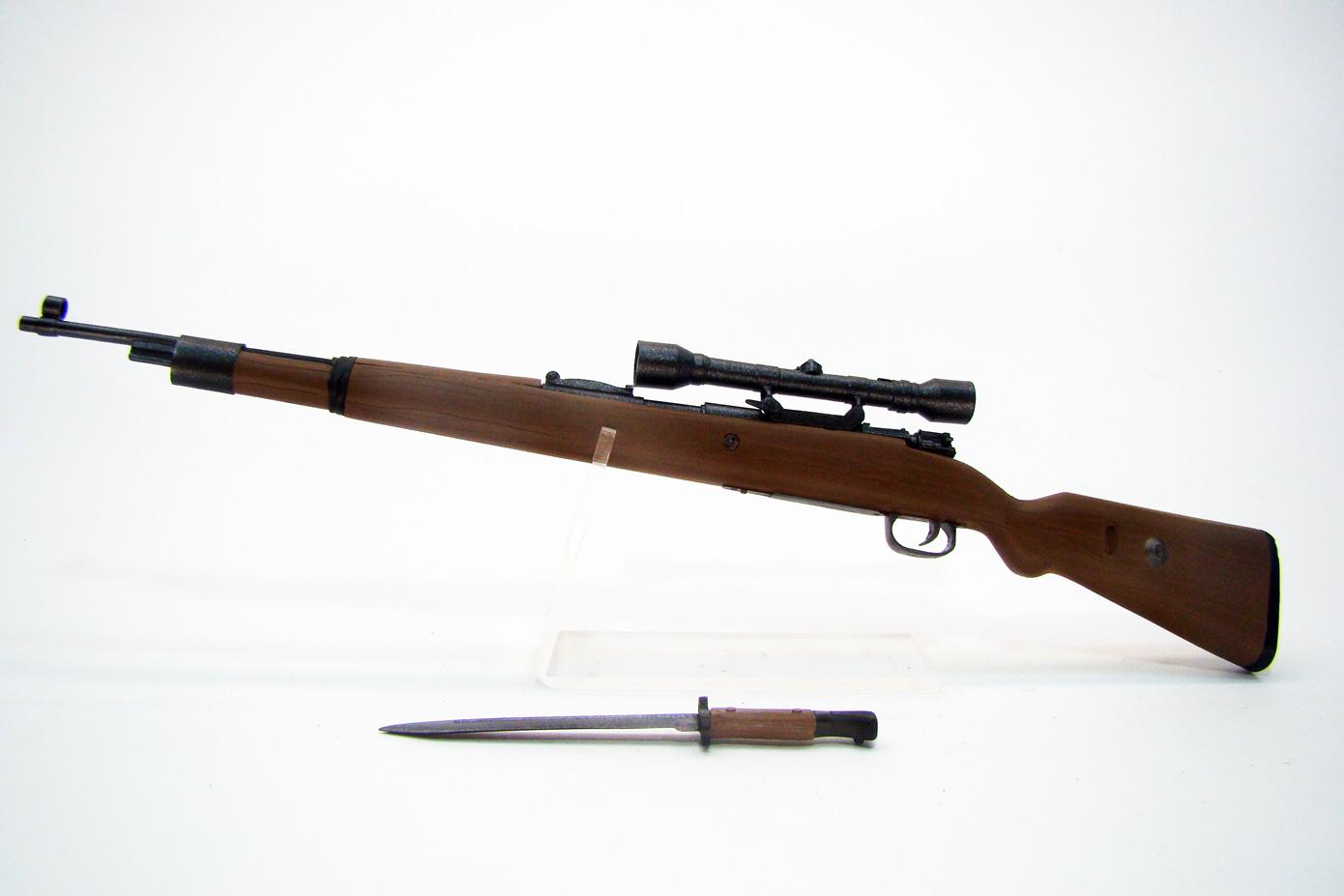 Mauser K98 1:4 изображение 1
