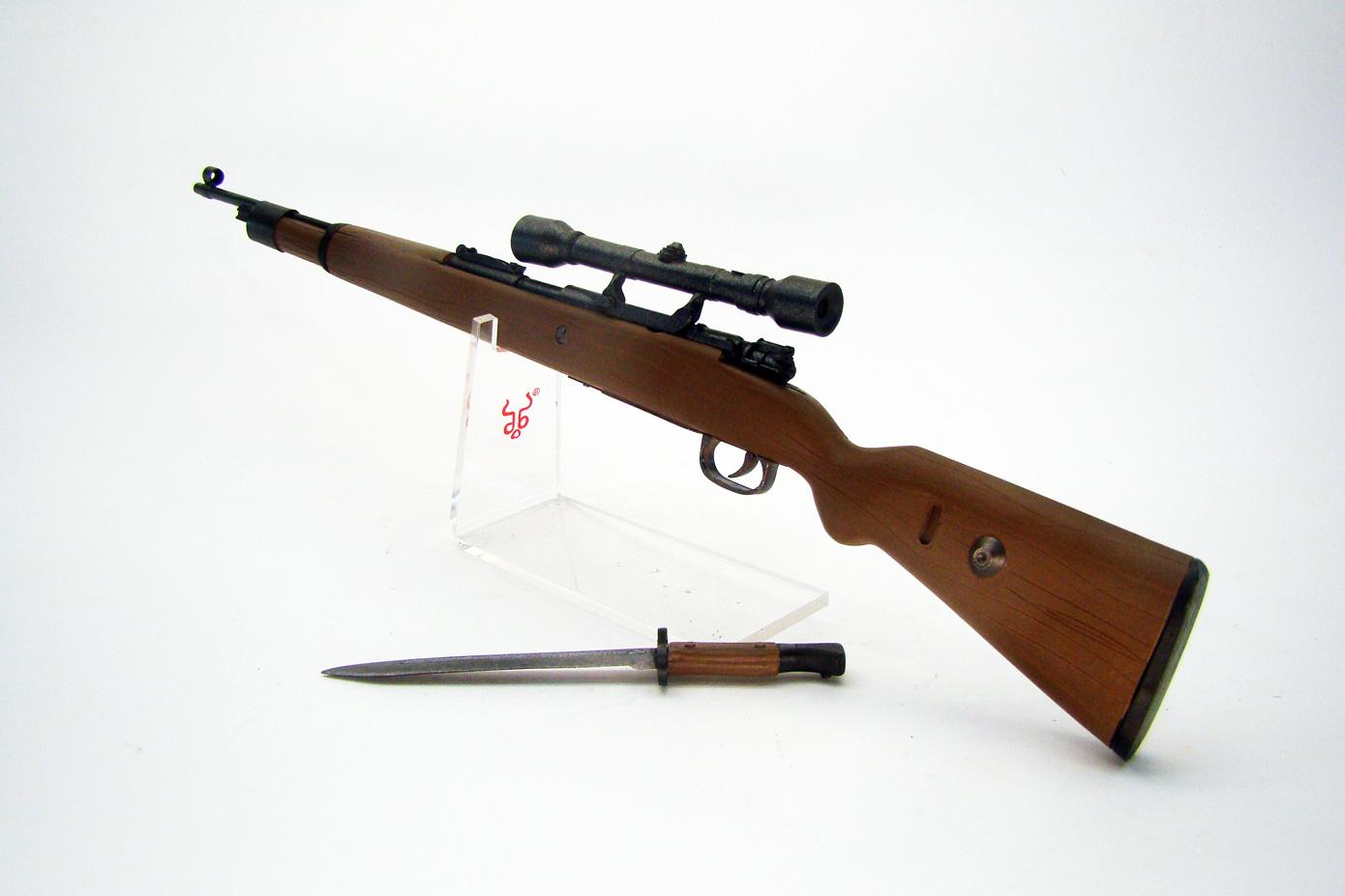 Mauser K98 1:4 изображение 3