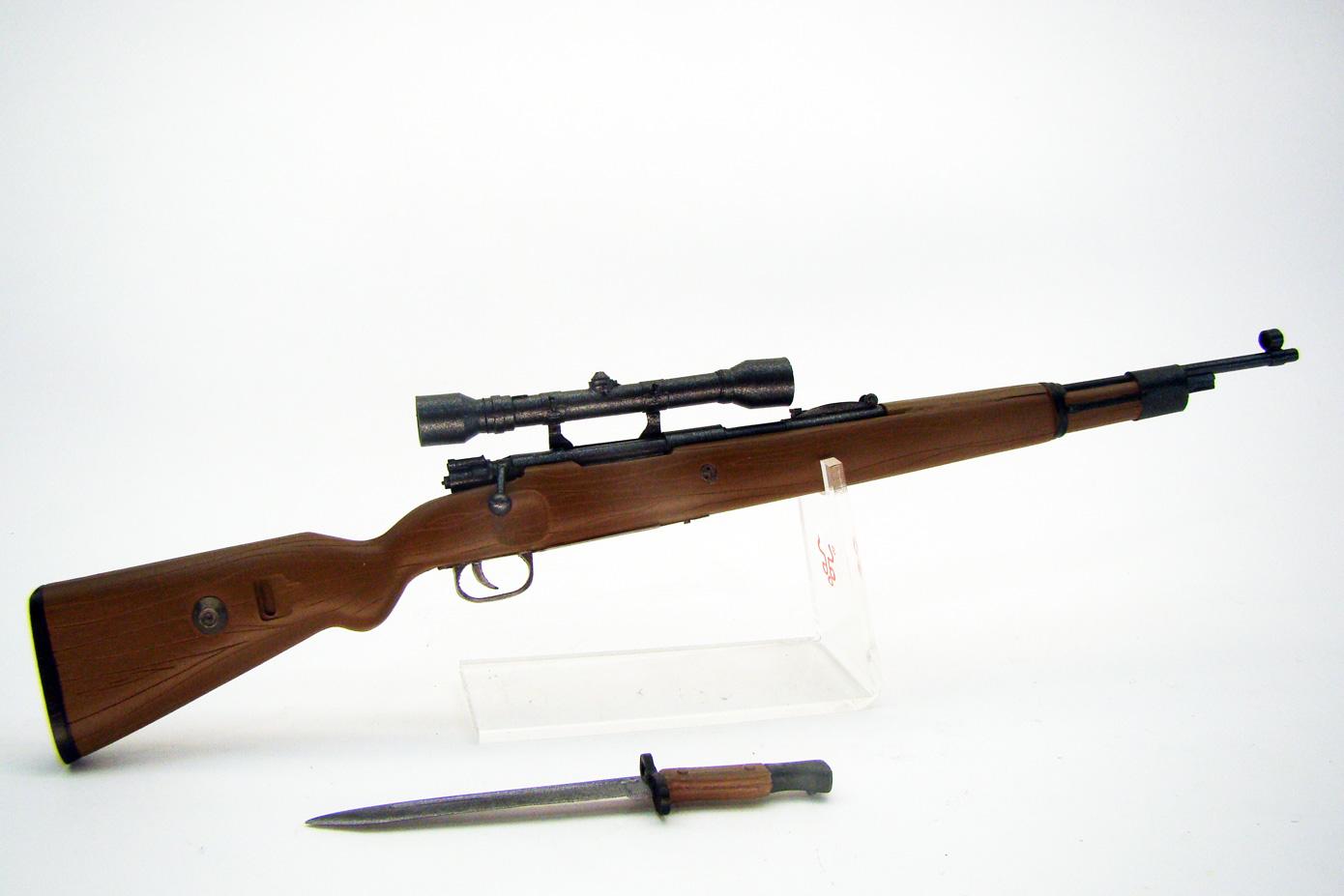 Mauser K98 1:4 изображение 4