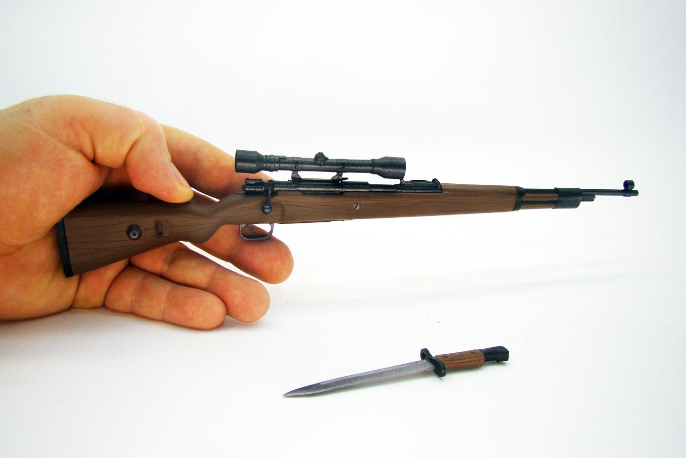 Mauser K98 1:4 изображение 5