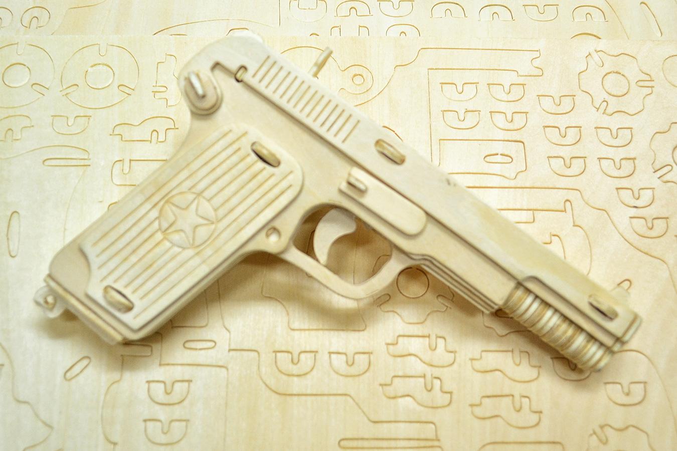 Пистолет Токарева ТТ изображение 0