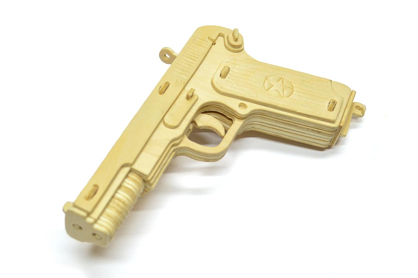 Пистолет Токарева ТТ изображение 2