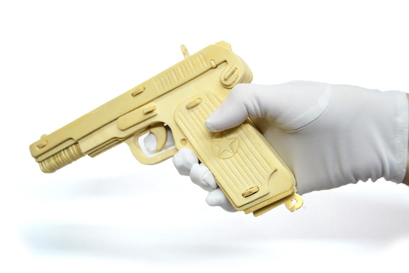 Пистолет Токарева ТТ изображение 4